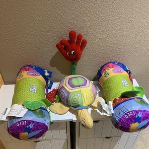 baby Einstein prop pillows & more for Sale in Clovis, CA