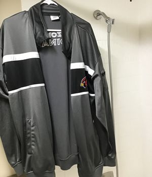 Arizona Cardinals Jacket - Official Team Apparel brand for Sale in Phoenix, AZ