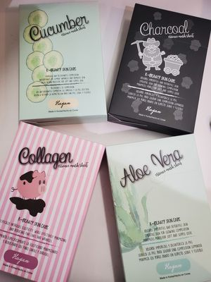 Face mask sheets for Sale in Los Angeles, CA