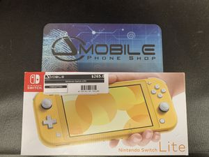 Nintendo switch lite ( OFFER UP ) for Sale in Rancho Cucamonga, CA