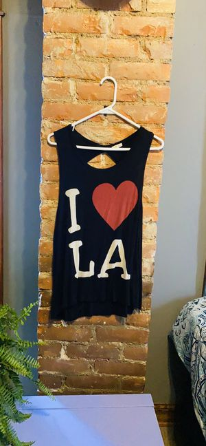 Tunic style tank top for Sale in Cleveland, OH