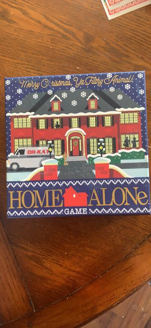 Home Alone Game for Sale in Liberty Hill, TX