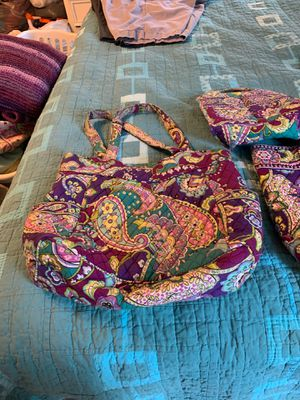 Vera Bradley Bags and Lunch Tote for Sale in Frisco, TX