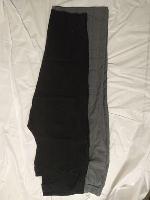 TWO PAIR OF SIZE 24 LADIES DRESS PANTS USED $5.00 OFFER for Sale in Miami, FL