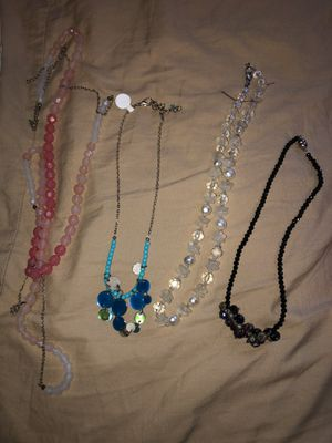 Vintage necklaces bundle for Sale in Stockton, CA