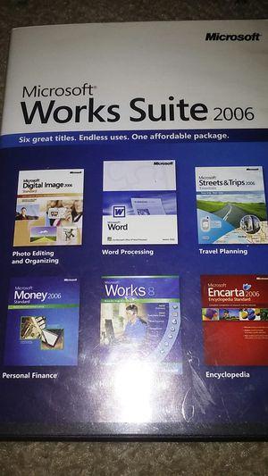 Microsoft Works Suite 2006 for Sale in Orlando, FL