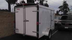 6 by 10 enclosed trailer [STOLEN] for Sale in Pomona, CA