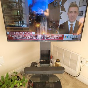 47 Inch 4K LED Roku TV W/ Stand for Sale in Reston, VA