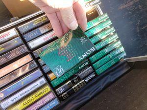 New cassette tapes to record on. Used tapes etc. for Sale in Jamul, CA