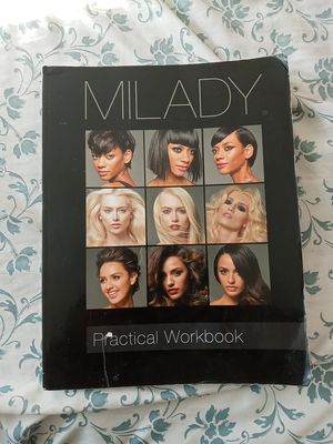 Cosmetology Milady Workbook for Sale in Oakland, CA