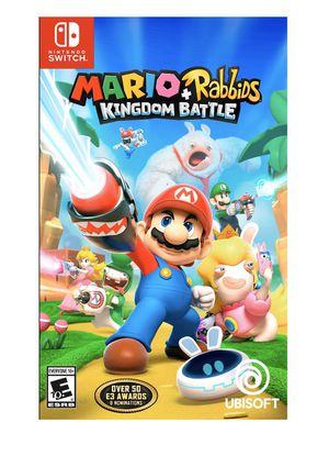 Mario RabbidsNintendo Switch Game for Sale in Garden Grove, CA