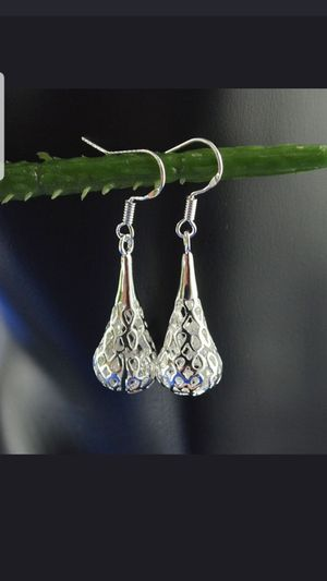 Sterling silver earrings for Sale in Dundalk, MD