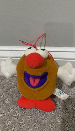 Mr potato head stuffed animal for Sale in Alexandria, VA