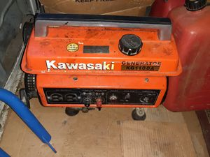 Kawasaki generator for Sale in Glendale, AZ