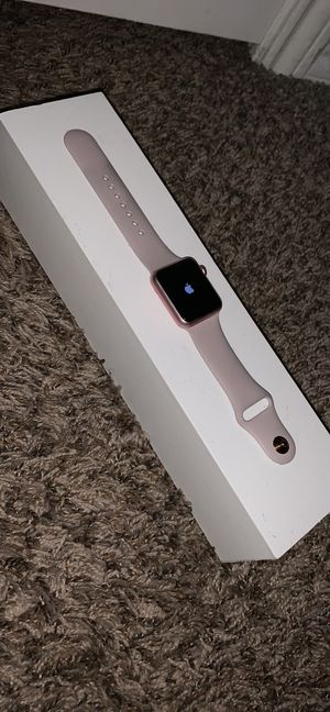 Apple Watch Series 1, Rose Gold GPS. for Sale in Kissimmee, FL