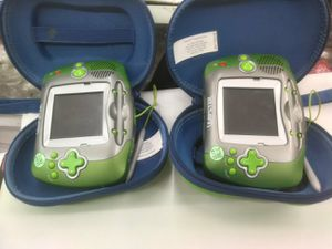 LeapFrog game units for Sale in Dallas, TX