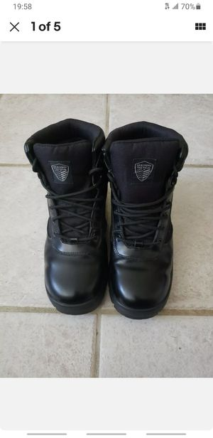 Skechers HydroGuard Work/Tactical Boots Size 10 1/2 M for Sale in Miami, FL