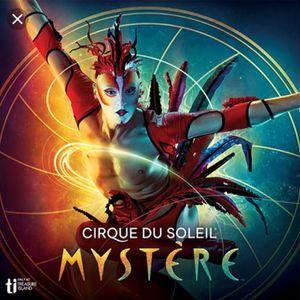 Mystere Cirque Du Soleil Great Seats for Sale in Las Vegas, NV
