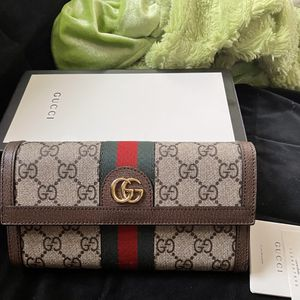 gucci ophidia wallet 523153 for Sale in Troy, MI