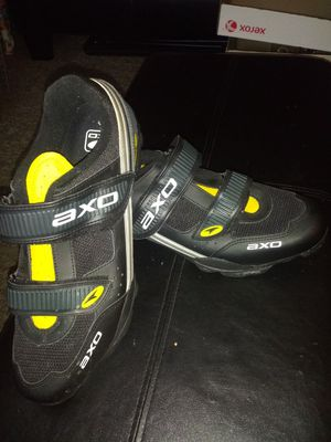 AXO Stinger clip-in mountain bike shoes for Sale in Columbus, OH