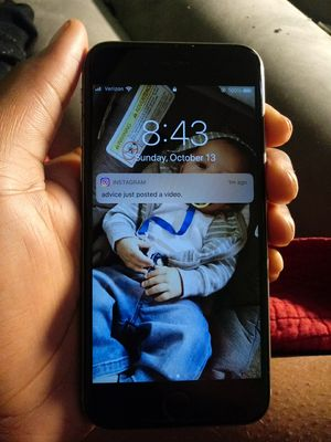 Iphone 6s for Sale in Hightstown, NJ