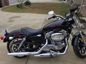 Barely Used 2013 Harley Davidson Sportster XL883L for Sale in West Monroe, LA