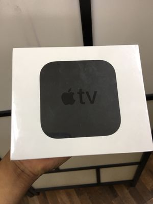 APPLE TV 4K 32GB for Sale in Garland, TX