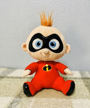 Disney Incredibles baby jack jack plush for Sale in Compton, CA