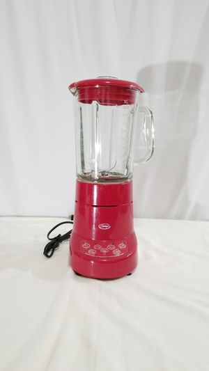 Ginny Red Glass Blender for Sale in Baltimore, MD