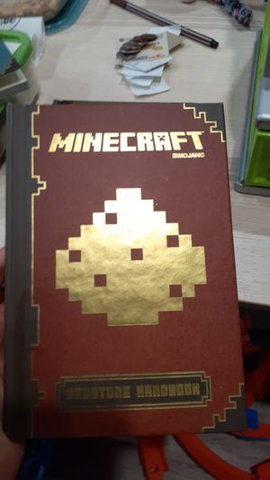 Minecraft redstone handbook for Sale in Santa Monica, CA