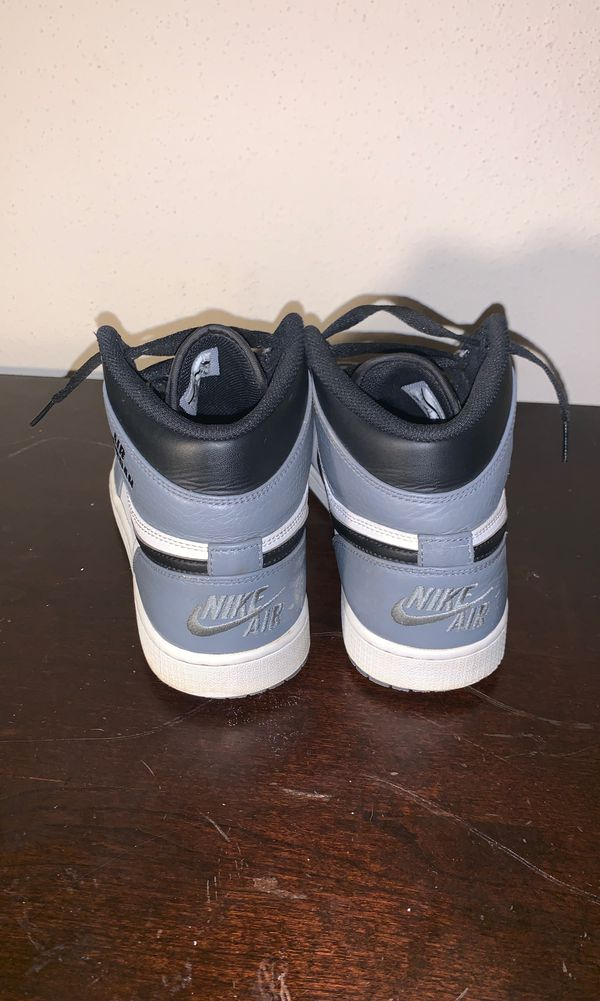 Jordan 1 Rare Air Cool Grey