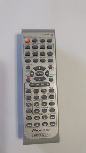 Pioneer XXD3090 Receiver Remote Contol for Sale in South Padre Island, TX
