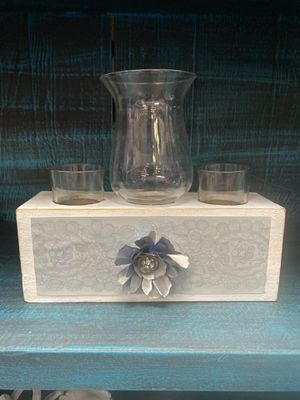 HOME DECORE One of a Kind Votive/Candle Holder for Sale in Phoenix, AZ