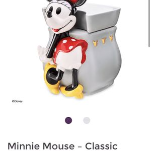Scentsy Minnie Mouse Warmer for Sale in San Antonio, TX