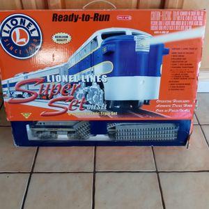 Lionel Lines Super Set Diesel for Sale in Phoenix, AZ