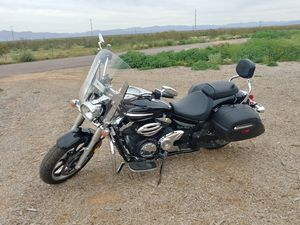 2012 Yamaha V Star 950 Touring Motorcycle for Sale in San Tan Valley, AZ