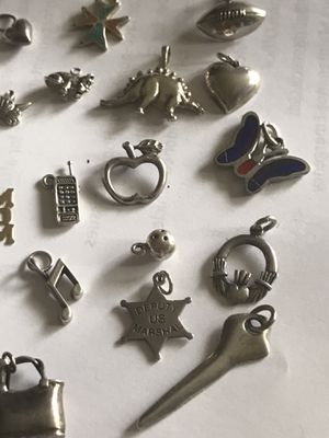 Vintage sterling silver charm for Sale in Clackamas, OR