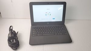 HP 11A G6 EE 11.6 inch Touchscreen Chromebook - Gray for Sale in Glendale, AZ