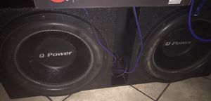 15's And Db Drive Amp for Sale in San Antonio, TX