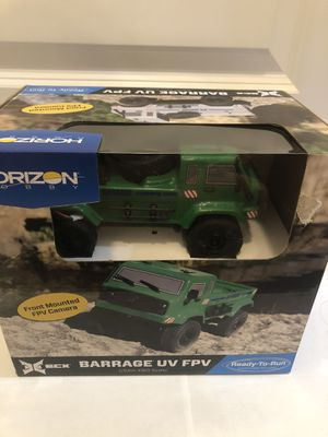 1/24 barrage uv FPV camera Rc car crawler for Sale in Jupiter, FL