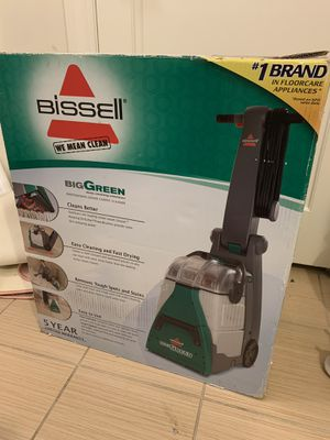 Bissell carpet deep cleaning machine for Sale in Vienna, VA