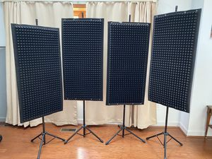 Pyle PSiP24 acoustic isolation absorber shield sound wall panel for Sale in New Bern, NC