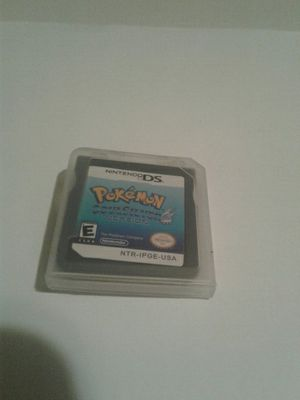 Modded Pokemon Silver for DS for Sale in Benzonia, MI