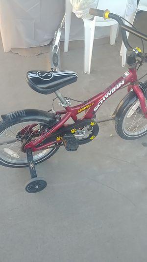 """Schwinn boys bike 16"""" for Sale in Phoenix, AZ"""
