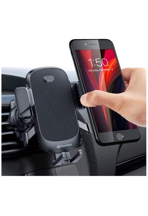 DesertWest Universal Car Vent Phone Mount [One Touch Auto Grip] Upgraded Cell Phone Holder for Car Ultra Stable Easy Vent Mount for iPhone 11 Pro X S for Sale in Brooklyn, NY