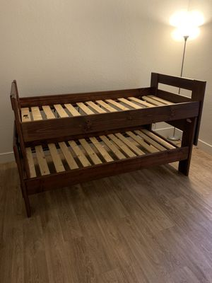 Twin Bunk Bed for Sale in Yorba Linda, CA