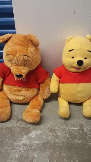 pooh bear each for Sale in Boca Raton, FL