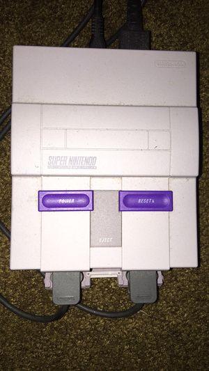 Super Nintendo for Sale in Waldorf, MD
