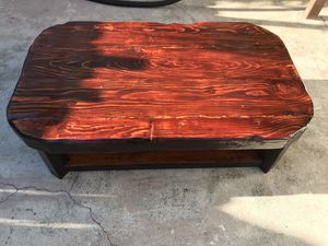 Antique wood center table for Sale in Miami, FL
