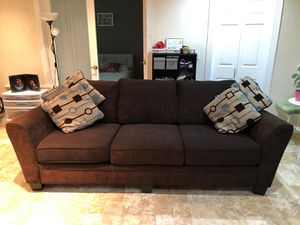 Great 3 seater couch in Kirkland!! for Sale in Kirkland, WA